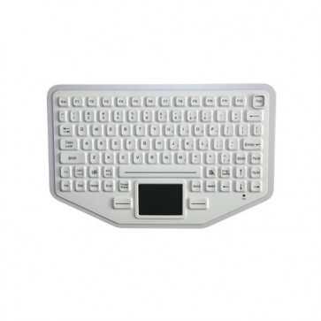 iKey | BT-87-TPW - Rugged Bluetooth Keyboard