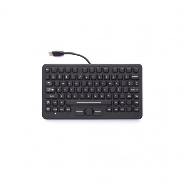 iKey | DP-860 - Small Footprint Industrial Keyboard