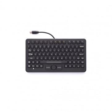 iKey | DP-860-IS - Intrinsically Safe Small Footprint Keyboard