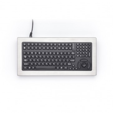 iKey | DT-5K-IS - Intrinsically Safe Keyboard with HulaPoint and Stainless Steel Case