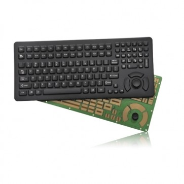 iKey|DU-5K-OEM-FSR Industrial OEM Keyboard with Integrated Force Sensing Resistor II