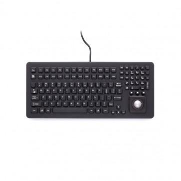 iKey | DU-5K-TB - Rugged Industrial Keyboard with Trackball