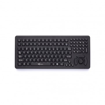 iKey | DW-5K - Wireless Rugged Keyboard with HulaPoint