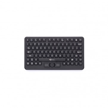 iKey | DW-860 - Compact Wireless Rugged Keyboard with HulaPoint