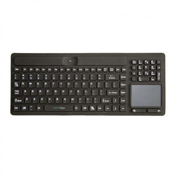 EconoKeys | EKW-105-W - Rugged Wireless Keyboard with Touchpad