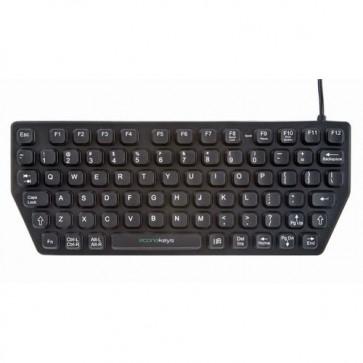 EconoKeys | EK-77 - Compact Silicon Keyboard