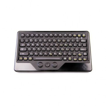 IK-77-FSR Ultra Compact and Mobile Rugged Keyboard