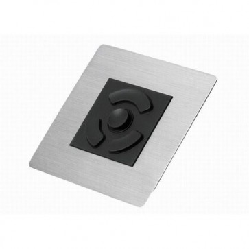 iKey | HP-PM-NI - Nonincendive Panel Mount HulaPoint II Pointing Device with Stainless Steel Bezel