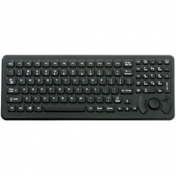 iKey | SK-102-461 - MIL-STD-461 Military Keyboard with with Integrated HulaPoint