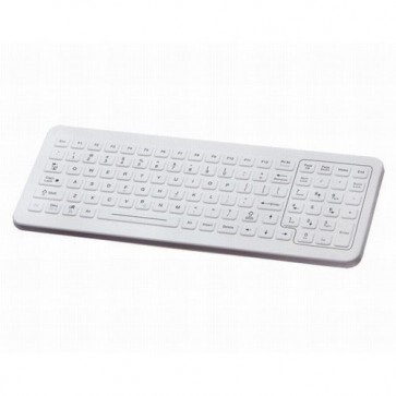 iKey | SLK-101-FL - Cleanable Sealed Medical Keyboard with Integrated Backlighting
