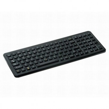iKey | SLK-101 - Slim Design Backlit Industrial Keyboard