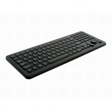 iKey | SLK-102 - Backlit Rugged Keyboard with  Integrated HulaPoint II