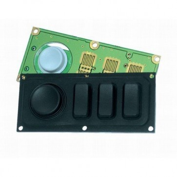 iKey | UHP-1535 -Industrial HulaPoint Pointing Device OEM Kit