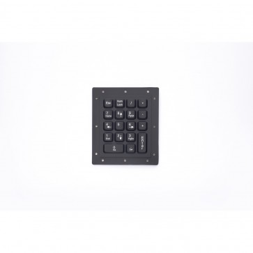 iKey | KYB-18-OEM - Industrial Silicone Rubber Numeric Keypad