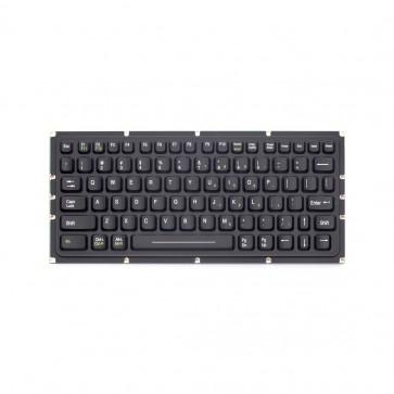 iKey | KYB-81-OEM - Compact Industrial OEM Keyboard