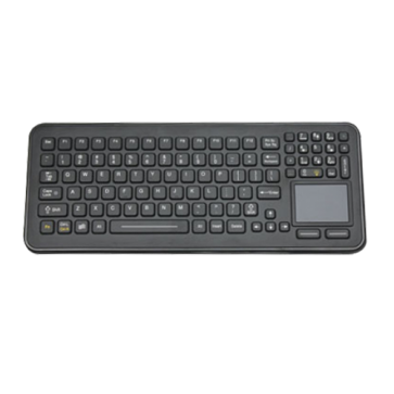 iKey | SB-97-TP - Ultra Thin Mobile Keyboard with Integrated Touchpad and Backlighting