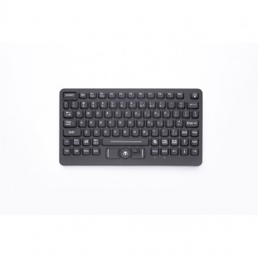 iKey | SL-86-911-461 - MIL-STD-461 Military Keyboard with with Integrated HulaPoint