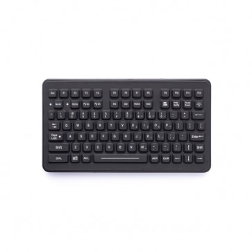 iKey | SL-88-NV -  Compact Night Vison Backlit Industrial Keyboard