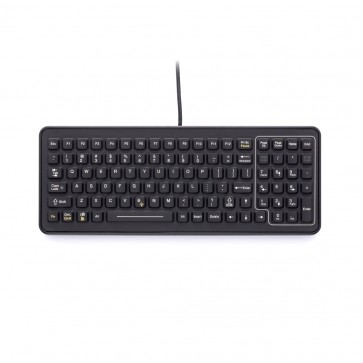 iKey | SLK-101-M - Cleanable Sealed Medical Keyboard with Integrated Backlighting