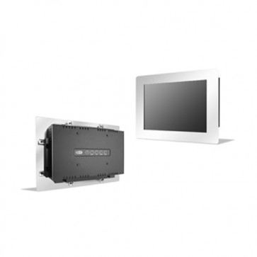 "7"" Wide Stainless Panel Mount LCD Display"