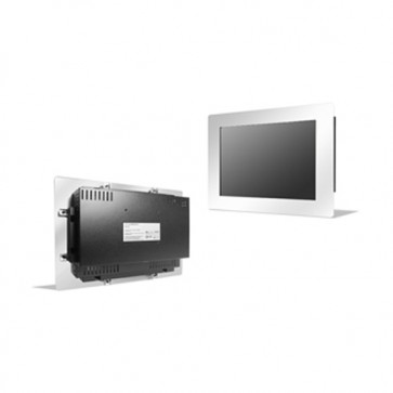 "22"" Wide Stainless Panel Mount LCD Display"