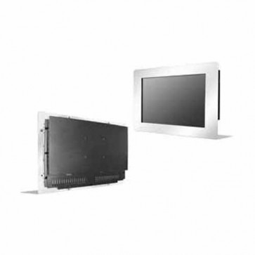 "15.4"" Wide Stainless Panel Mount LCD Display"