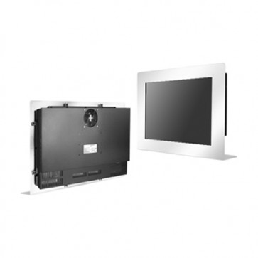 "23.1"" Stainless Panel Mount LCD Display"