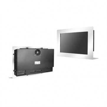 "32"" Wide Stainless Panel Mount LCD Display"