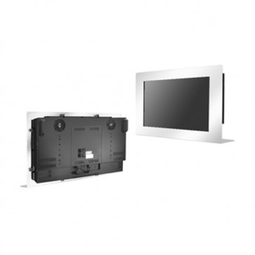 "42"" Wide Stainless Panel Mount LCD Display"