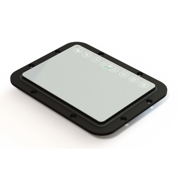 TPP 6″ Panel Mount Touchpad