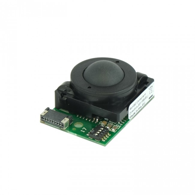 Cursor Controls P16 Ultra-Compact Panel Mount Mechanical Trackball