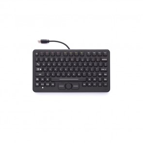 iKey | DP-860-IS - Intrinsically Safe Small Footprint Keyboard