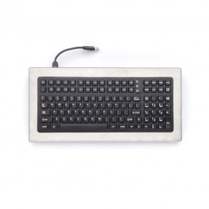 iKey | DT-1000-IS - Intrinsically Safe Stainless Steel Keyboard