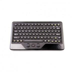 IK-77-FSR Ultra Compact and Mobile Rugged Keyboard