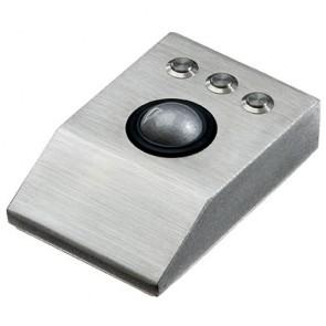 iKey | DT-TB - Desktop Stainless Steel Trackball