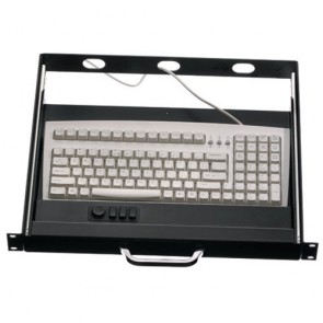 "iKey | RDC-1535 - 17"" Rackdrawer with Full Size Standard Keyboard"
