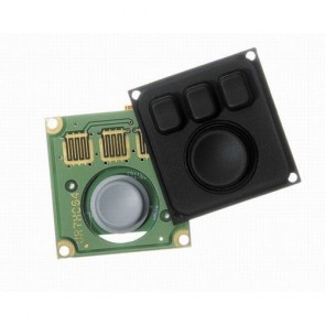 iKey   UHP-2020 - Three Button Industrial HulaPoint Pointing Device OEM Kit
