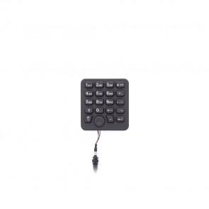 iKey | KYB-170-OEM - Industrial Silicone Rubber Alphanumeric Keypad