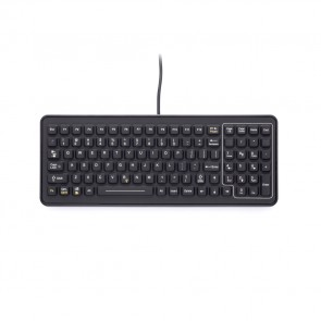 iKey | SK-101-M - Mobile Mount SlimKey Industrial Keyboard with Numeric Keypad