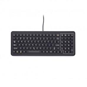 iKey | SK-101-M - Mobile Mount SlimKey Industrial Keyboard with Numeric Keypad