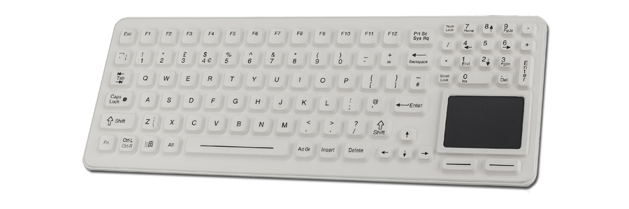 iKey SK-97-TP Industrial Grade Medical Keyboard