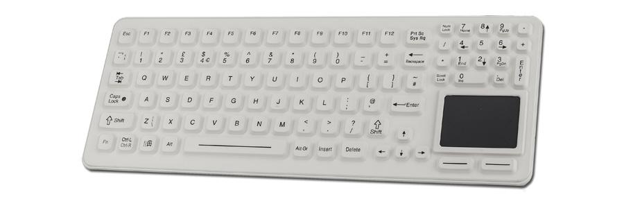 iKey SK-97-TP Industrial Grade Medical Keyboard